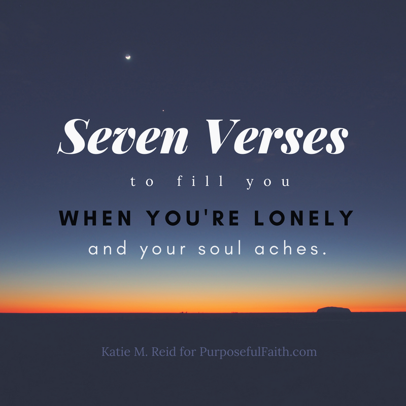 Loneliness Bible Quotes: Seven Verses To Comfort You When You're Lonely